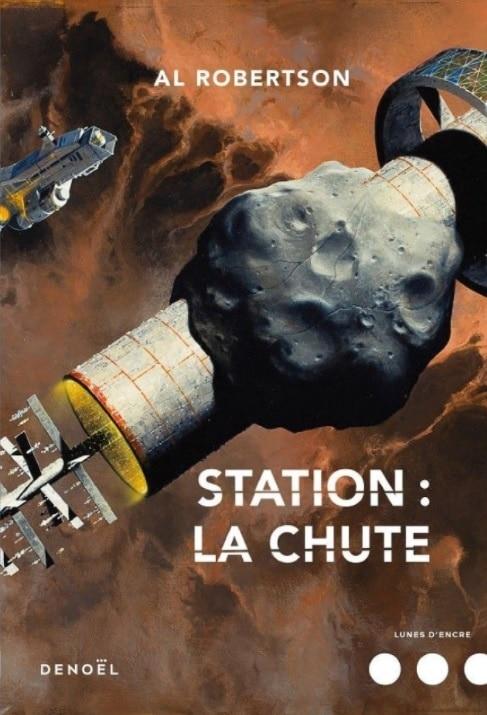 Station : La chute d'Al Robertson