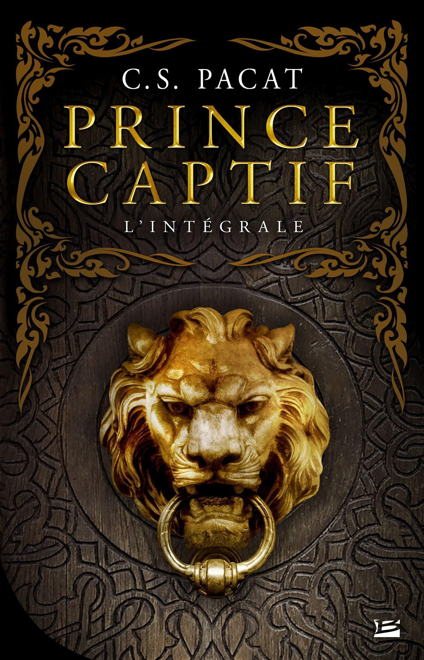 Prince Captif de C.S. Pacat
