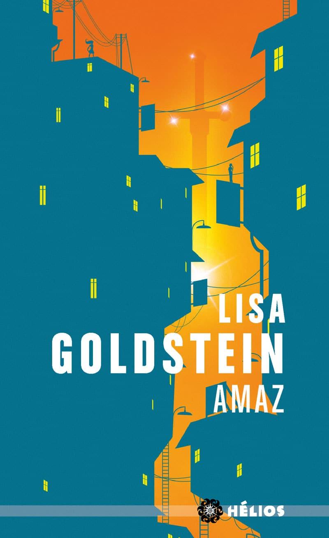 Amaz de Lisa Goldstein